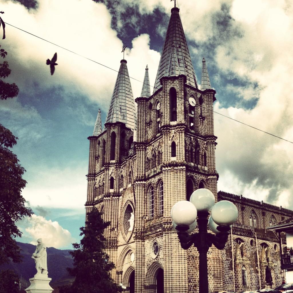 Basilica de Jardin