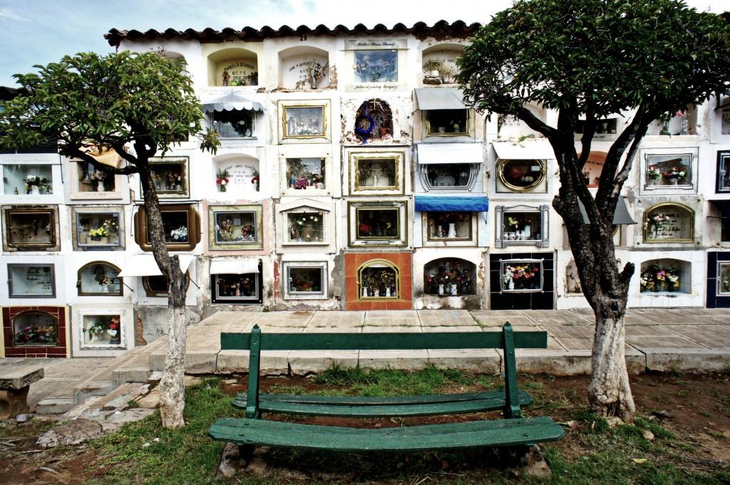 Cemetery Sucre