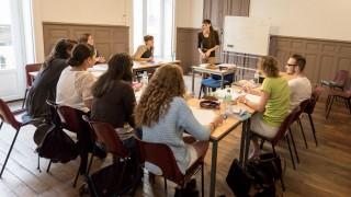 Klassenzimmer Montpellier