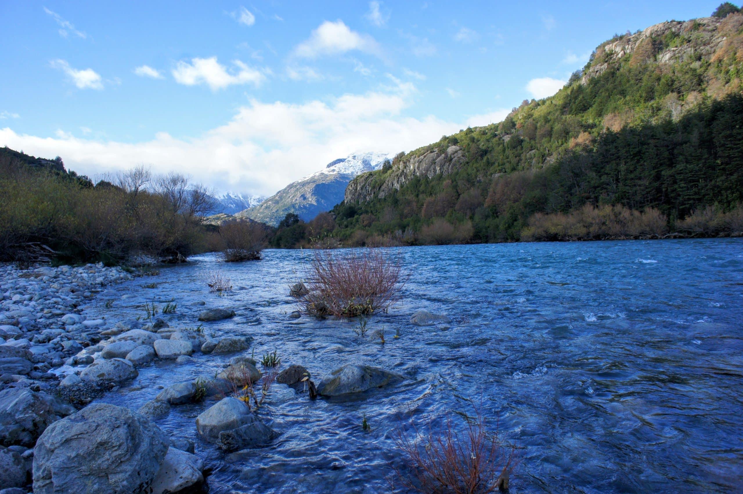 Futalefu Patagonia Chile