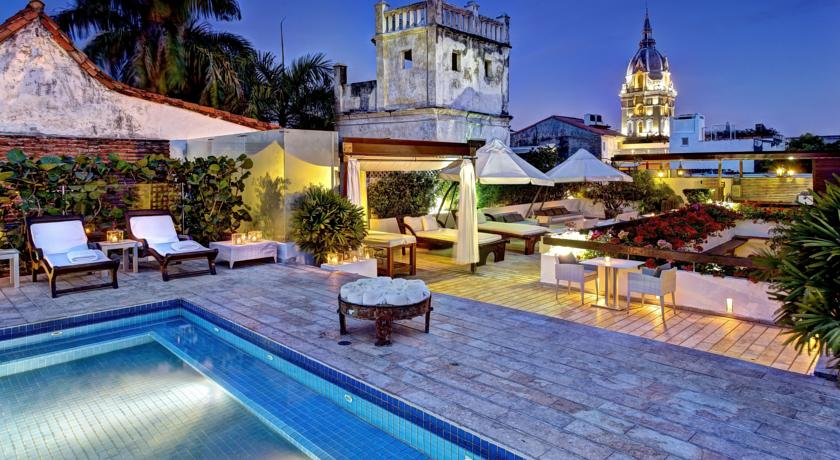 List of the best luxury hotels in colombia travelastronaut for Best value luxury hotels