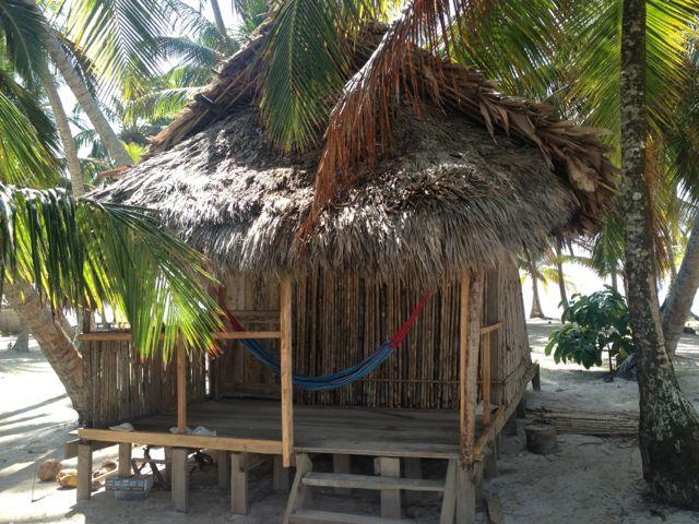 San Blas Cabana