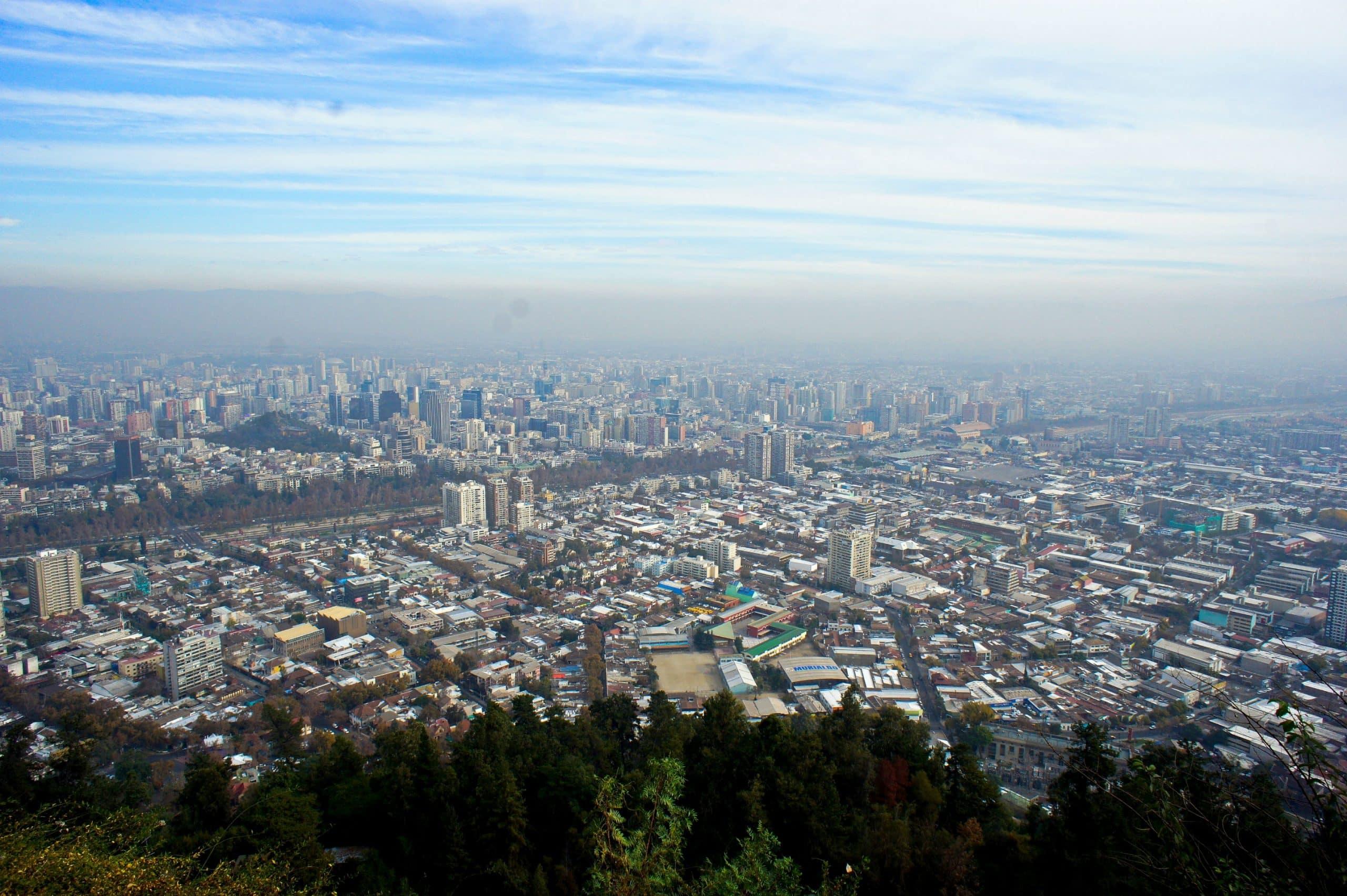 Santiago de Chile: Hate it or love it!