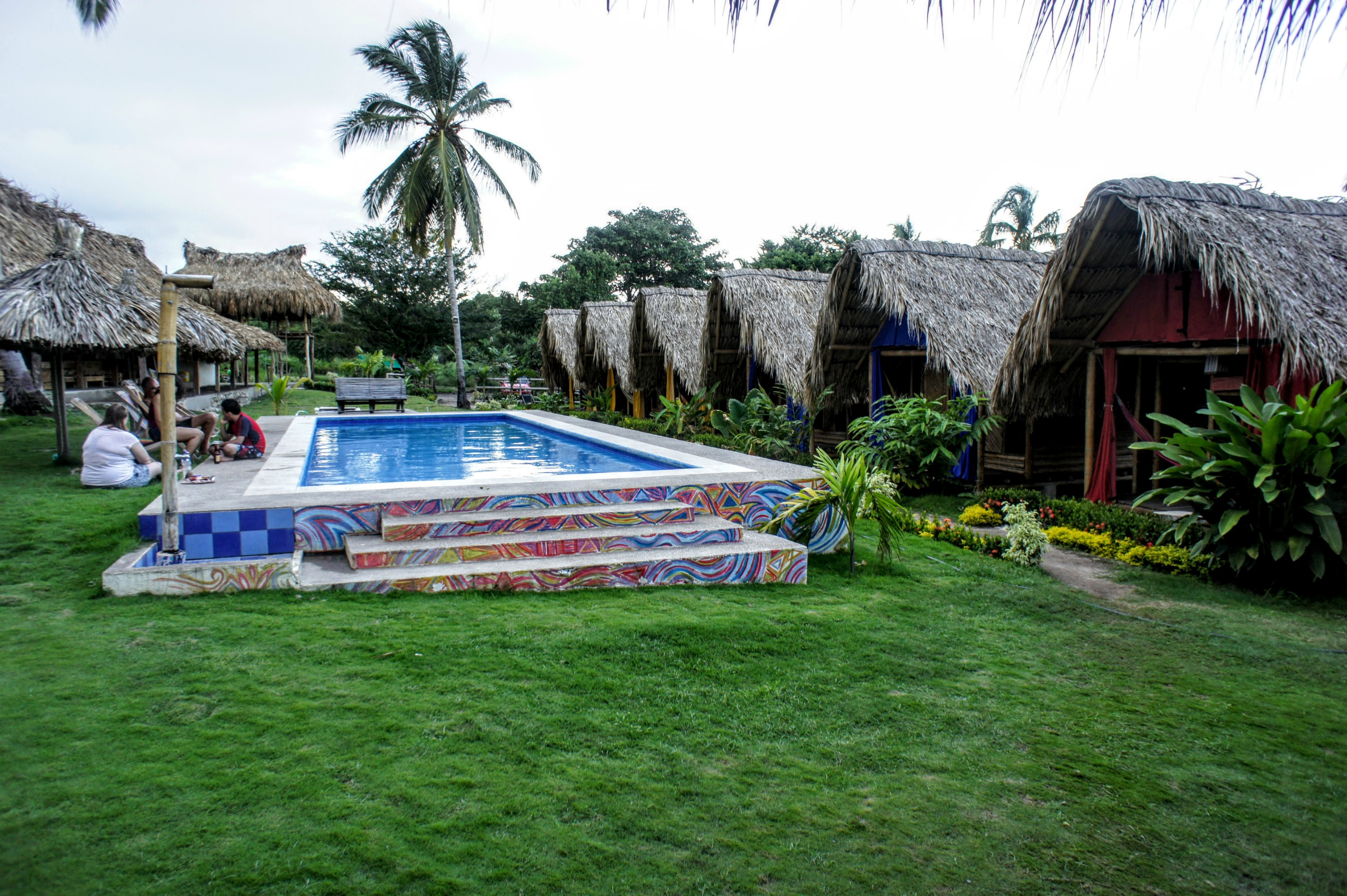 Tiki Hut Hostel