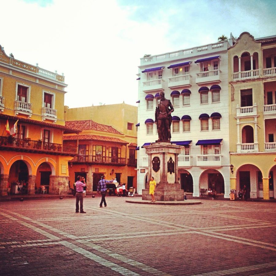 Cartagena – Historical City in The Caribbean