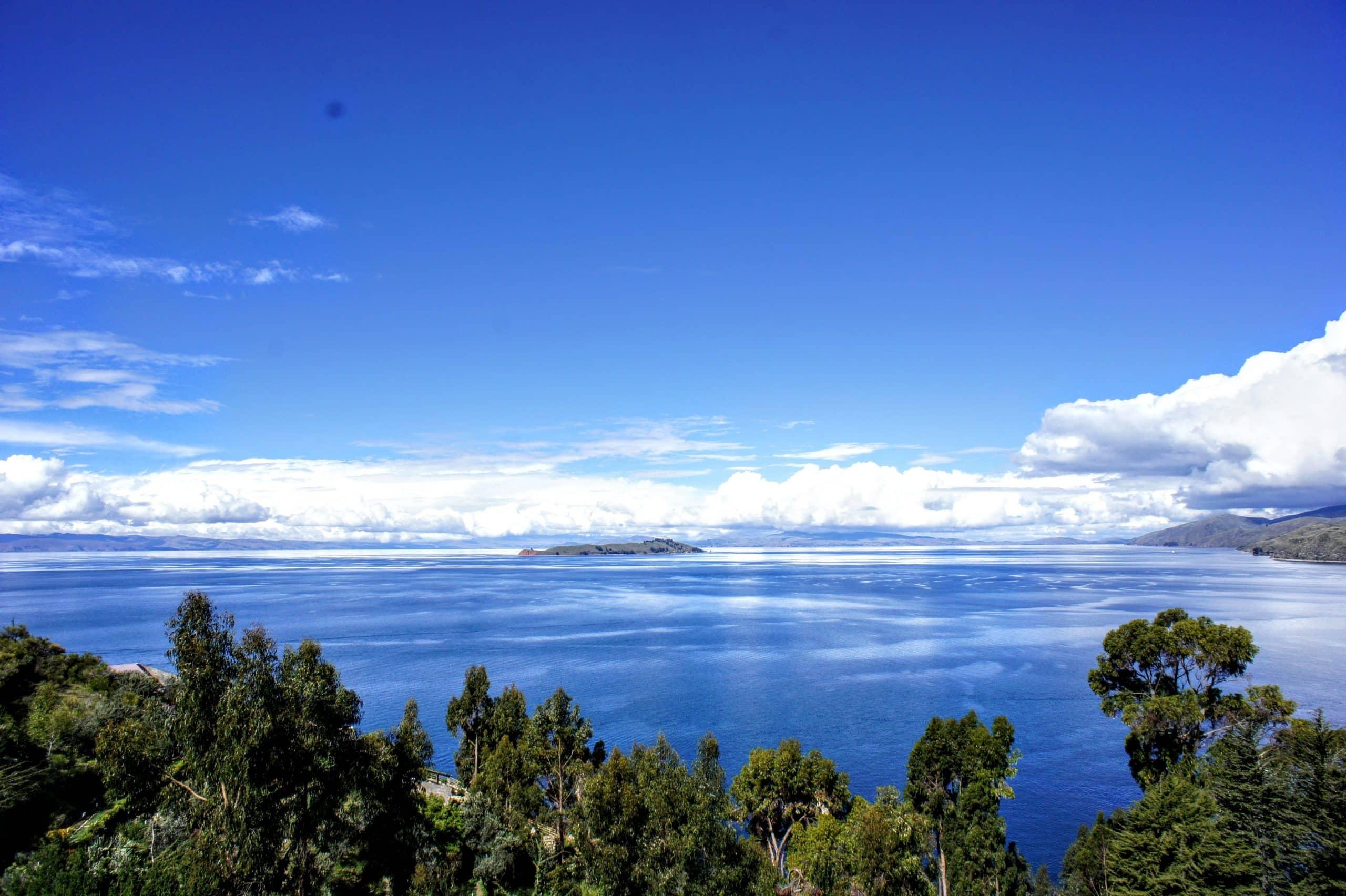 View Lake Titicaca Isla del Sol