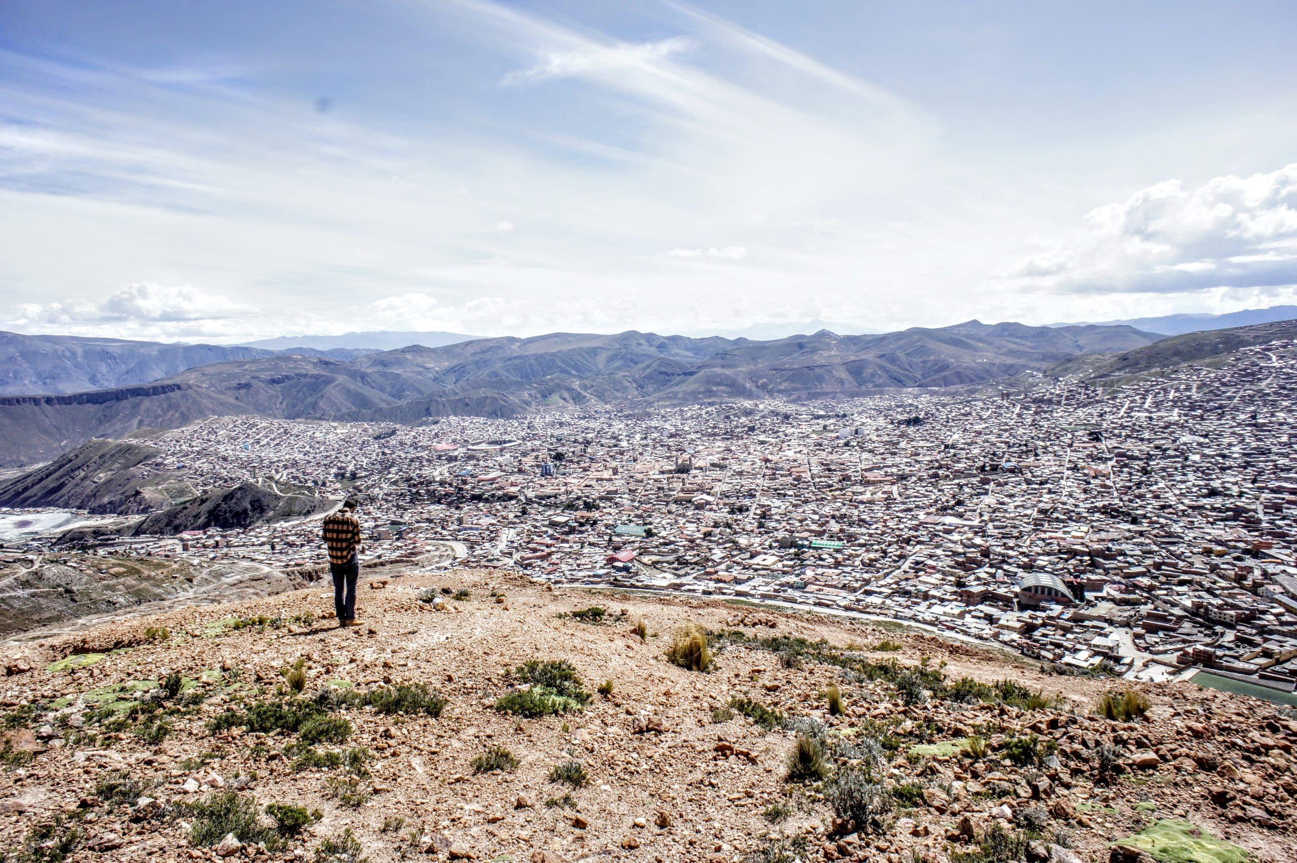 View Potosi