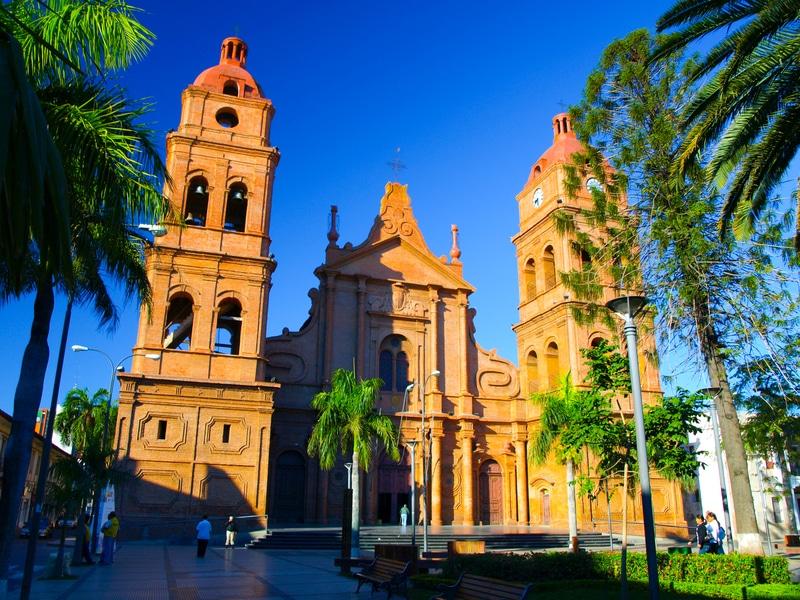 Cathedral Santa Cruz de la Sierra