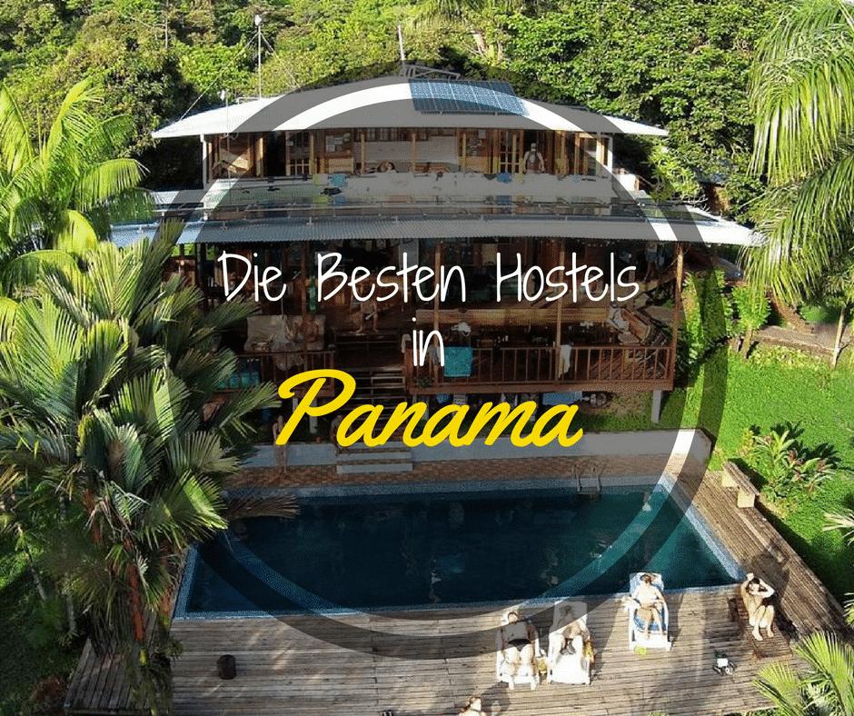 Ultimative Liste der besten Hostels in Panama