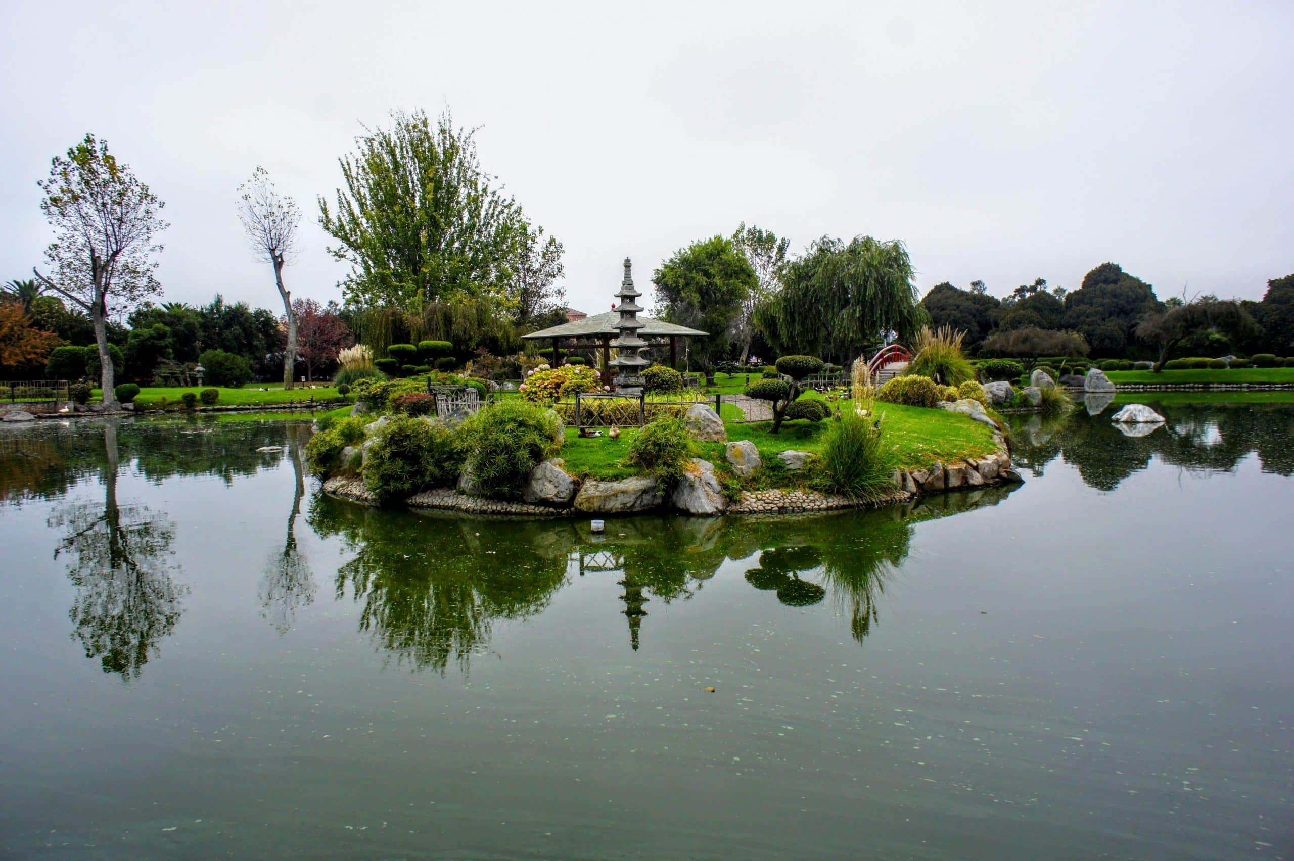 Botanical garden La Serena