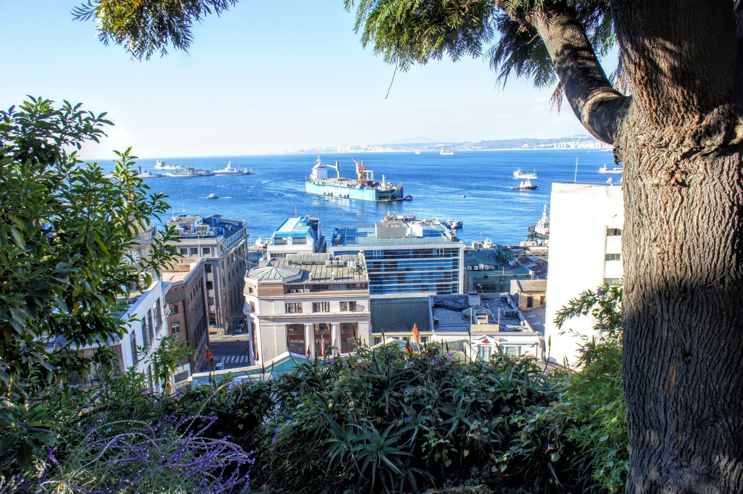View Valparaiso