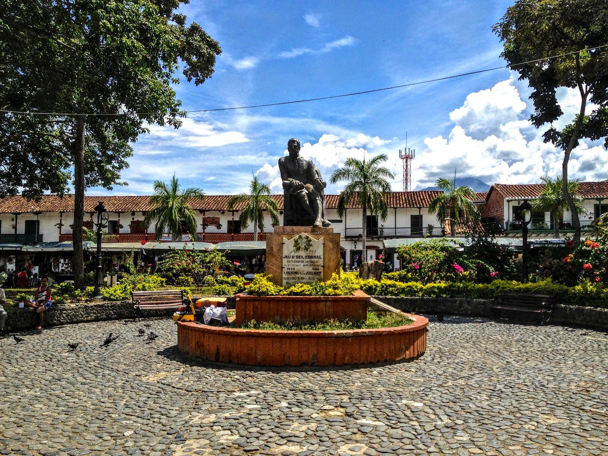 Santa Fe de Antioquia Playa Mayor