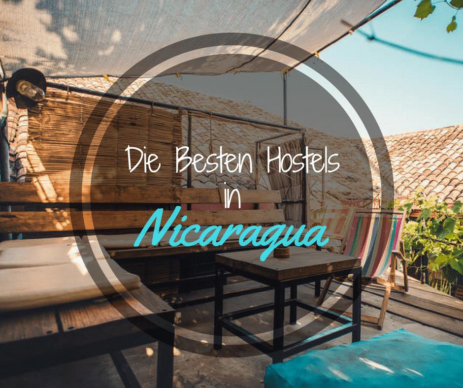 Ultimative Liste der Besten Hostels in Nicaragua