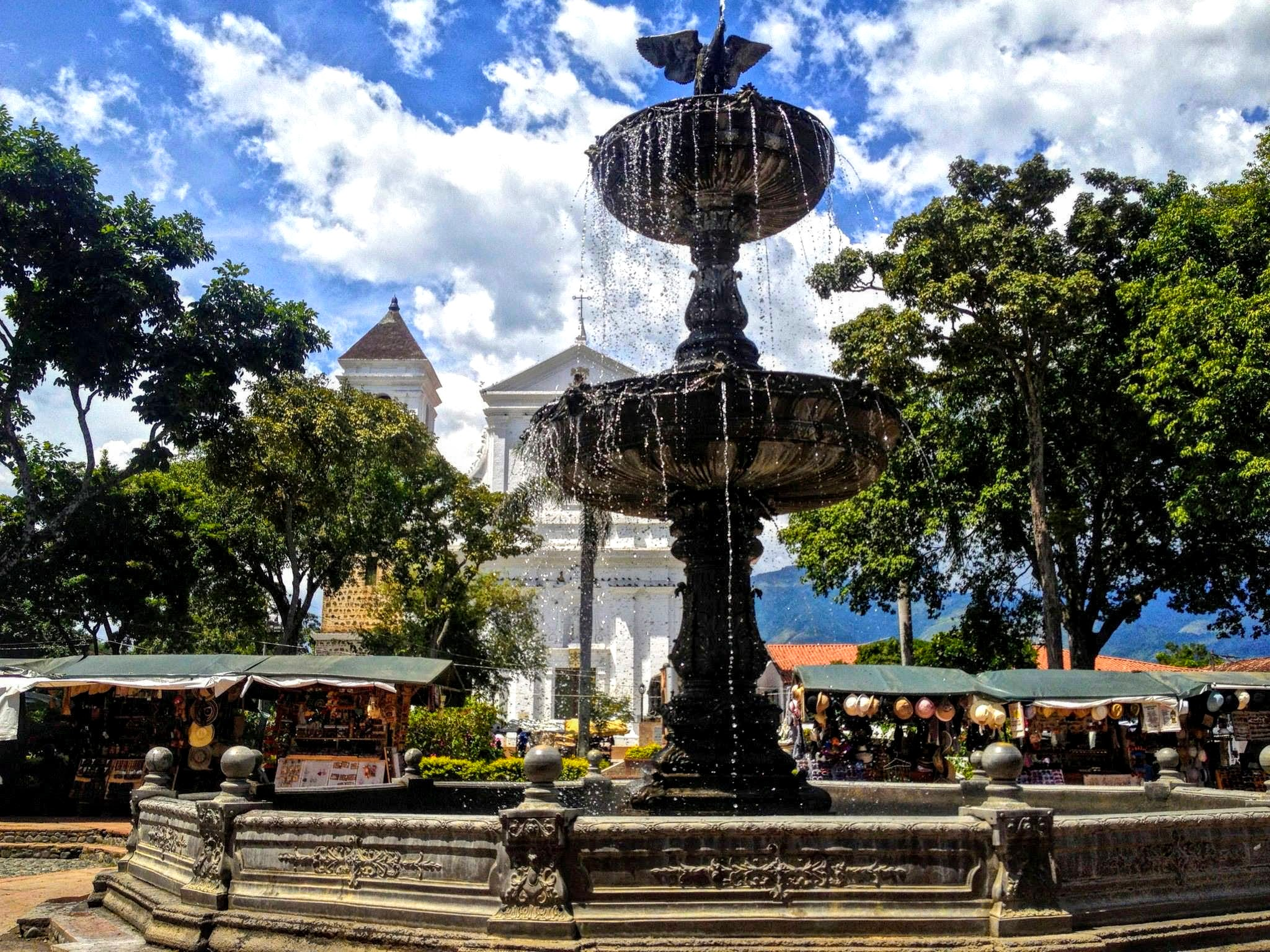 Santa Fe de Antioquia Kolonialstadt