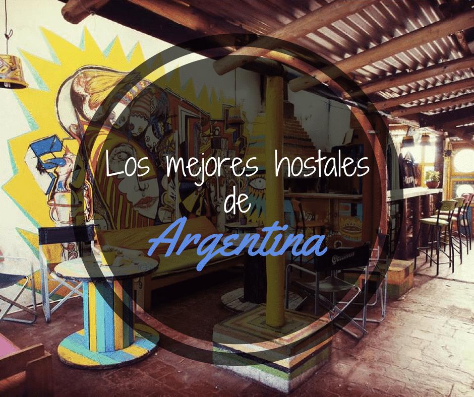 Los mejores hostales de Argentina