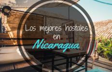 mejores hostales Nicaragua