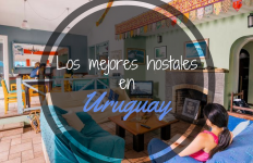 mejores hostales Uruguay