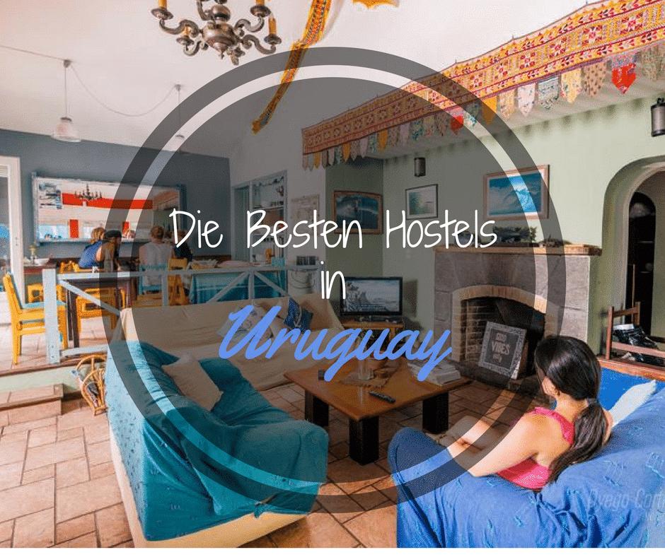 Liste der Besten Hostels in Uruguay