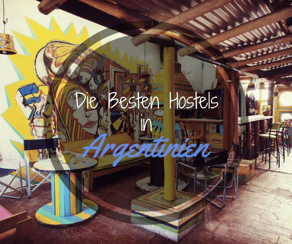 Liste der Besten Hostels in Argentinien