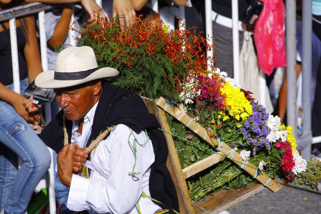 Feria de las Flores Medellin, Colombia