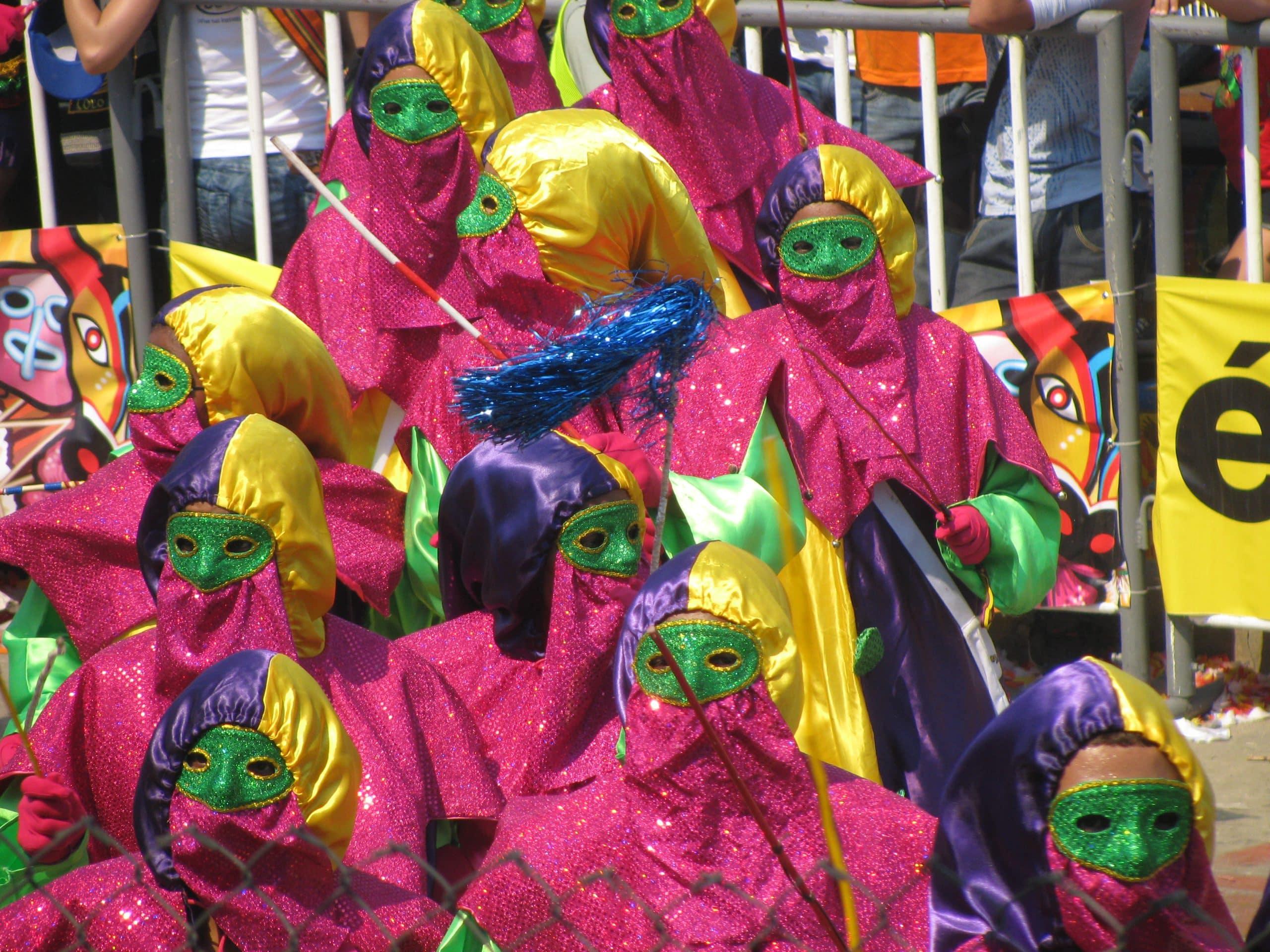 Barranquilla Street parade