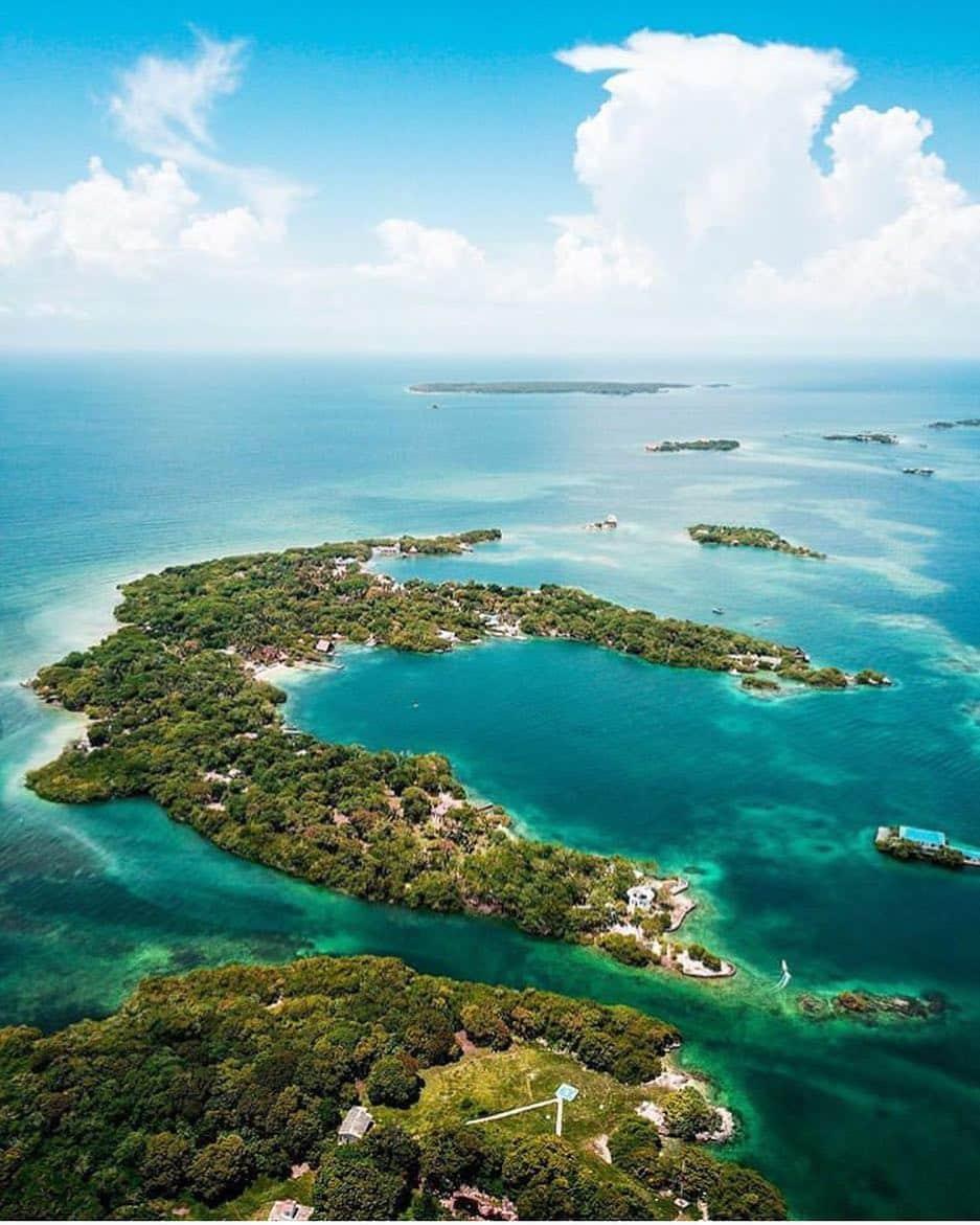 Islas del rosario Kolumbien