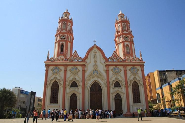 Historic City Center Barranquilla