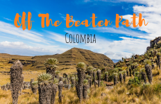 Colombia Off the Beaten Path