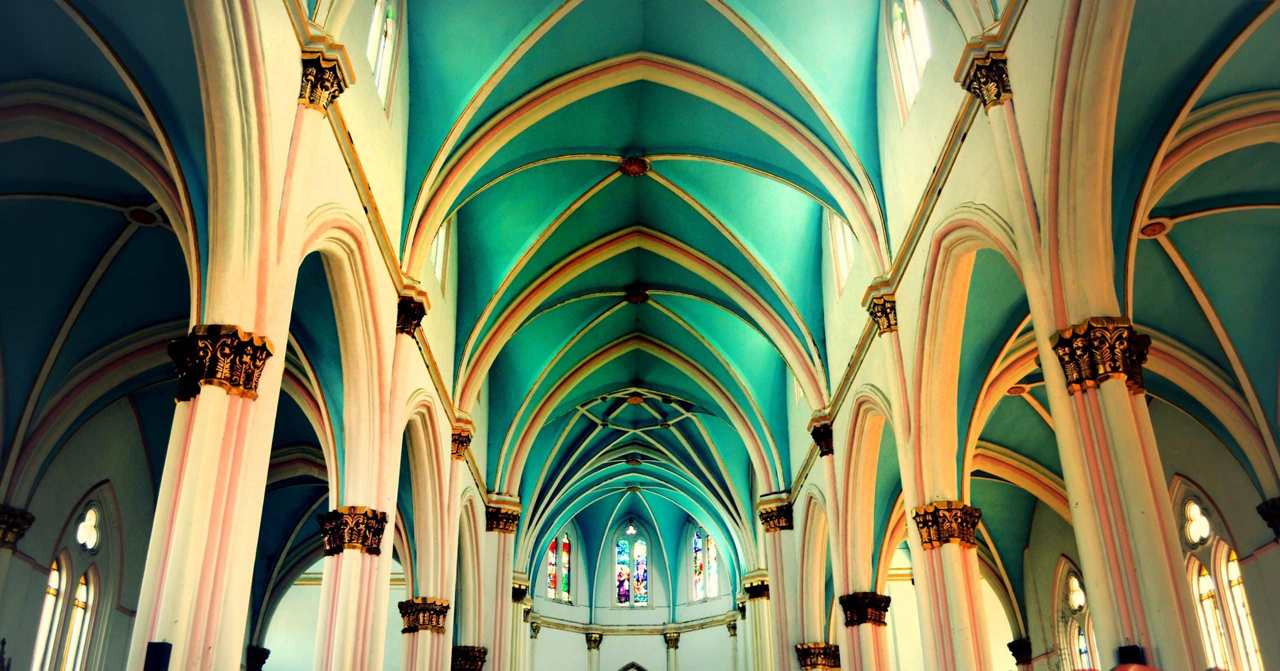 Iglesia del Sagrado Corazòn de María - Jericó