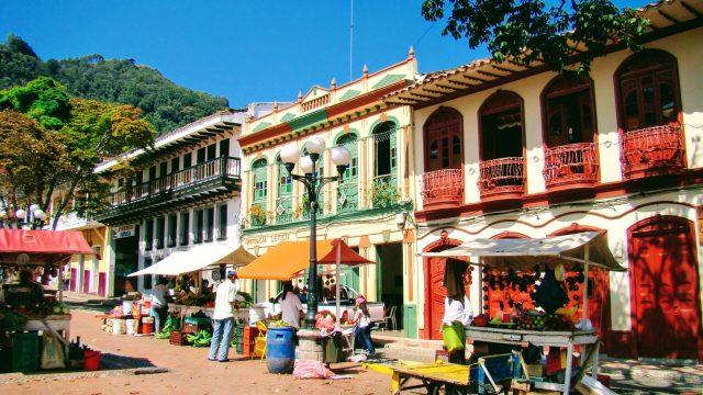 Jerico historic city centre