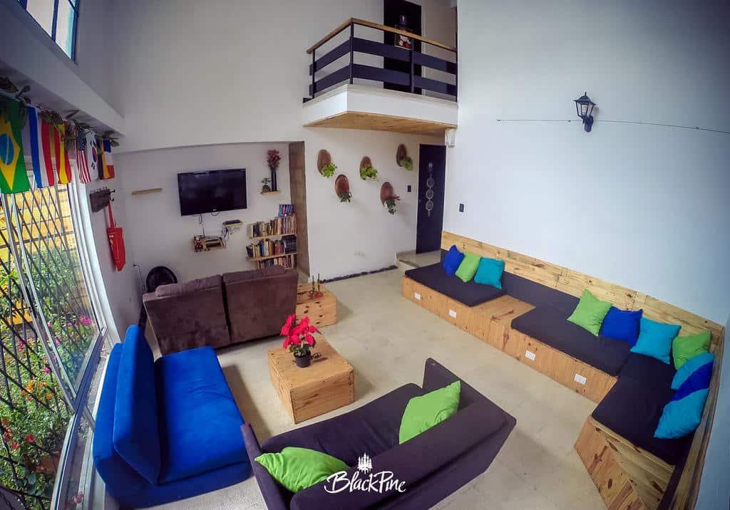 BlackPine Hostel Medellin