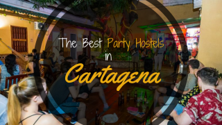 Best Party Hostels Cartagena